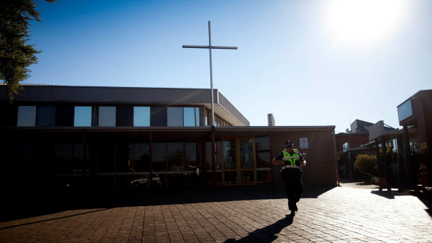 Article image for Man arrested over alleged racist, violent attack on a Priest at Fawkner