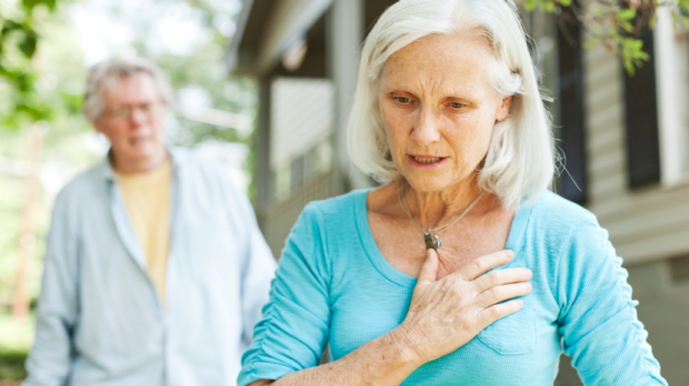 Article image for The way women handle a heart attack can give them greater risk of dying