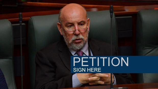 Article image for PETITION TO PARLIAMENT: Time to pay us back