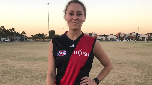 Article image for RUMOUR DENIED! Haylea Cooney says she's not nominating for the AFLW draft