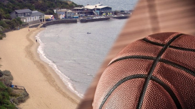 Article image for Exploding basketball at Black Rock leaves woman with severe facial burns