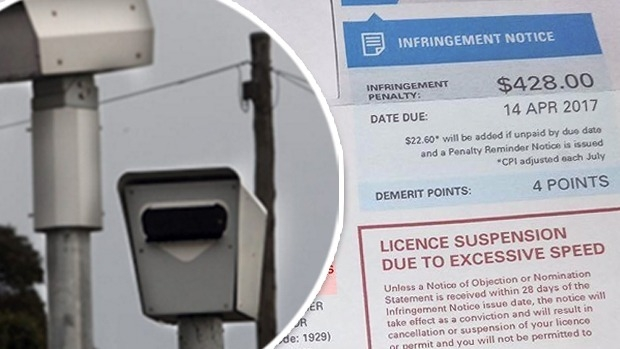 Article image for Drivers booked on Western Ring Road won't have their infringements withdrawn