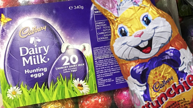 Article image for Cadbury denies rumours they have dropped the word 'Easter' from their eggs