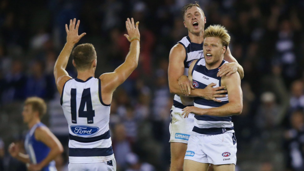 Article image for GAME DAY: Geelong v Melbourne at Etihad Stadium | 3AW Radio
