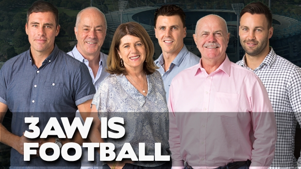 Article image for 3AW Football's broadcast schedule 2017