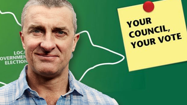 Article image for Tom Elliott grills the VEC for answers over council election fines