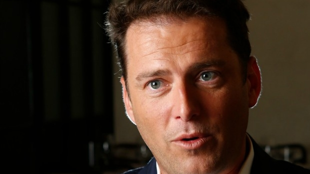 Article image for Peter Ford says Karl Stefanovic won't last the year on the Today Show