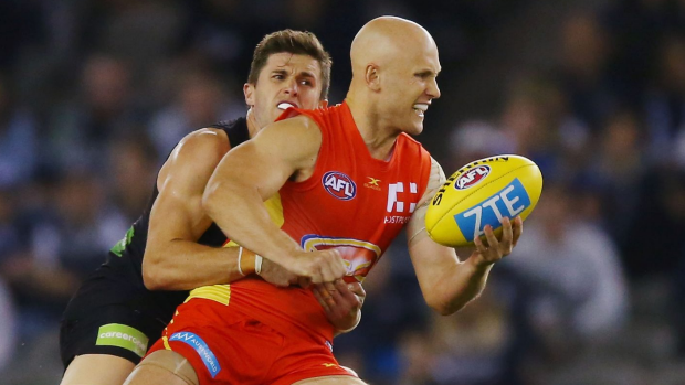 Article image for Rodney Eade reveals the half-hour conversation that brought Ablett back to form