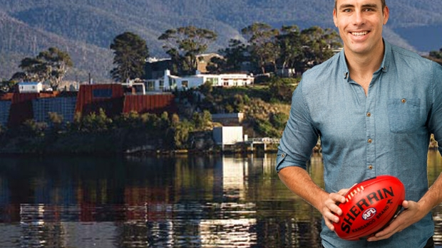 Article image for Matthew Richardson fires back at Gold Coast chairman's crack at Tasmania
