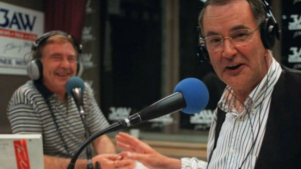 Article image for One year on, 3AW remembers Bruce Mansfield