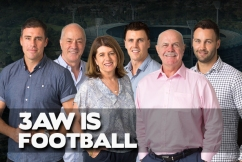 3AW Football podcasts