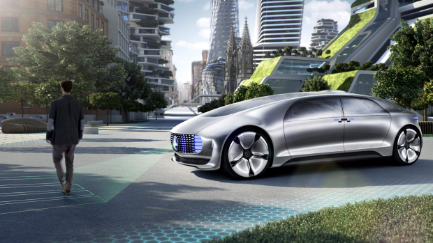 Article image for RACV calls for law reform on driverless cars