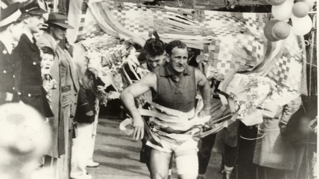Article image for The incredible story of how Premiership Bulldog Don Ross got to the Grand Final