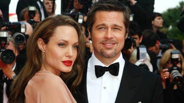 Article image for Peter Ford says '90 per cent' of talk surrounding Brad Pitt and Angelina Jolie will be 'made up'