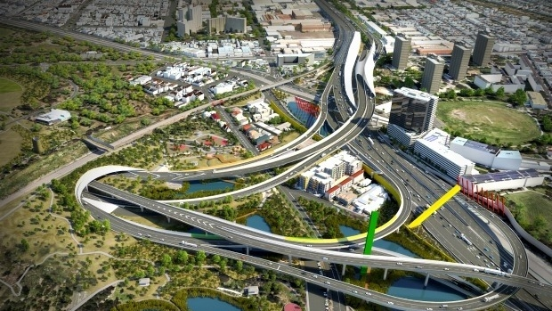 Article image for East-West Link cost blows out by another $100 million
