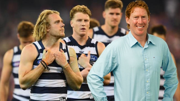 Article image for Cameron Ling assesses Geelong's 2016 season after Preliminary Final defeat