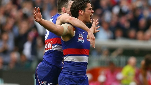 Article image for 'PAY DAY' – Tom Boyd nails the match-winning goal in the 2016 AFL Grand Final