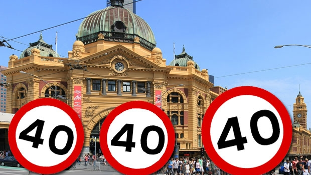 Article image for RACV backs push to make 40km/h speed limits more clear in Melbourne's CBD