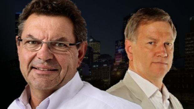 Article image for Steve Price with Hugh Riminton in the USA. Wed 09 Nov, 2016