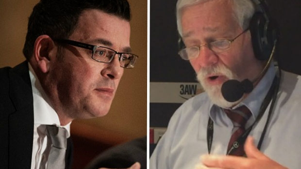 Article image for Neil Mitchell says Daniel Andrews is 'not fit to be in office' if he doesn't cooperate with investigation