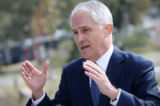 Article image for Malcolm Turnbull hits out at those opposed to Australia Day