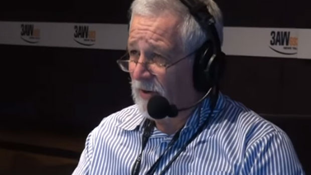 Article image for Neil Mitchell admits he's 'on edge' about an 'ugly' Australia Day