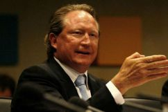 Andrew Forrest claims Chinese official spoke with 'full authority' of Health Minister