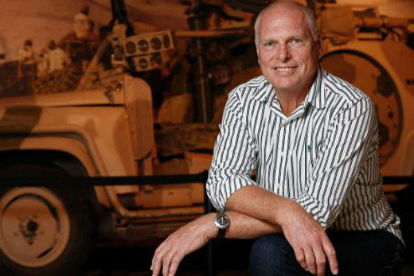 Article image for Jim Molan to give Adam Bandt another chance after 'weak' apology