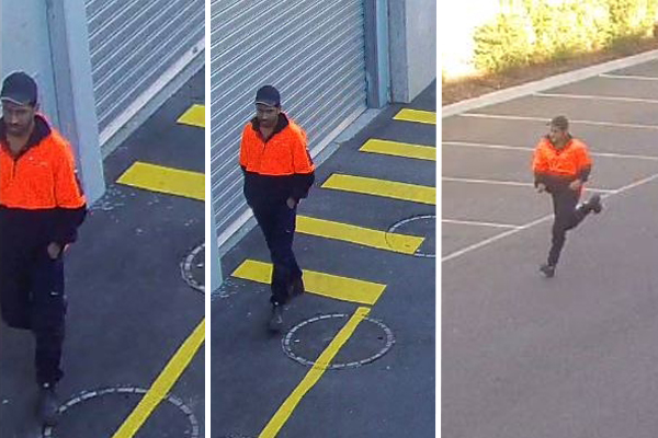 Article image for Police hunt for creep who attacked girl on her way to school