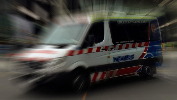 Article image for School bus and car collide on Western Freeway