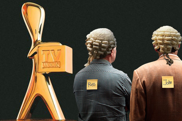 Article image for The Logies: Ross and John deliver their verdict