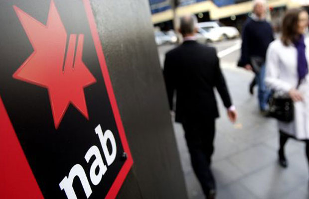 Article image for NAB admits compensation could be 'in the millions' after Saturday's outage