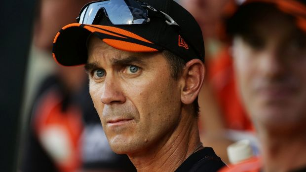 Article image for WA coach Justin Langer says Mitch Marsh deserves his spot