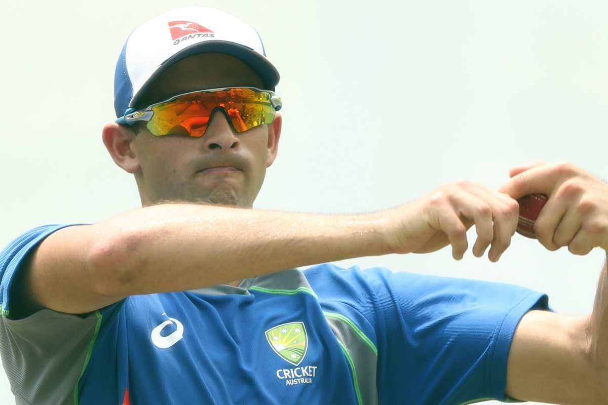 Article image for Scorchers depth to be tested, according to Ashton Agar