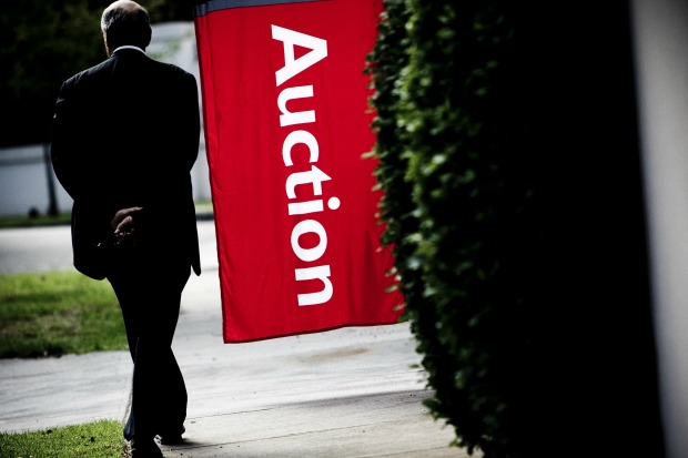Article image for TV Block big spender: Time for first-home buyers to pounce