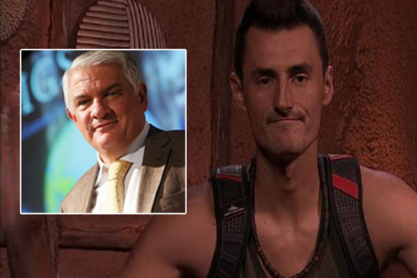 Article image for Psychologist slams 'disgraceful' public response to Tomic quitting TV show