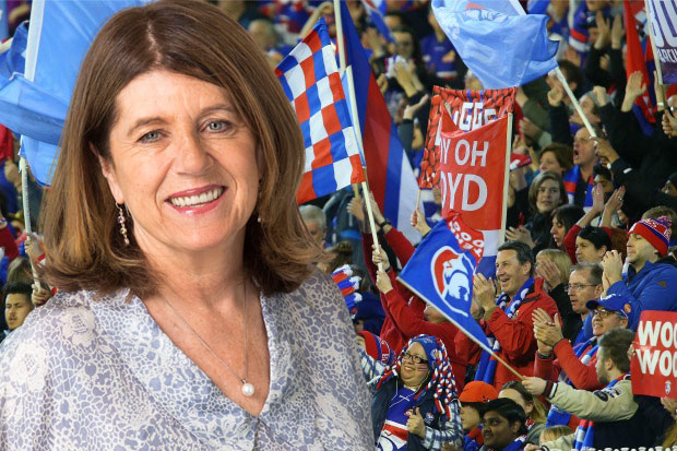 Article image for 'I think it's gender-based': Caro questions club culture at Western Bulldogs