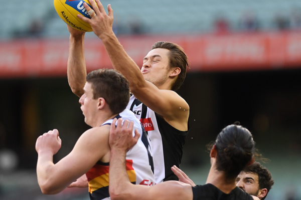 Article image for Jeremy Howe excited about Darcy Moore switch — provided he 'knows his place'