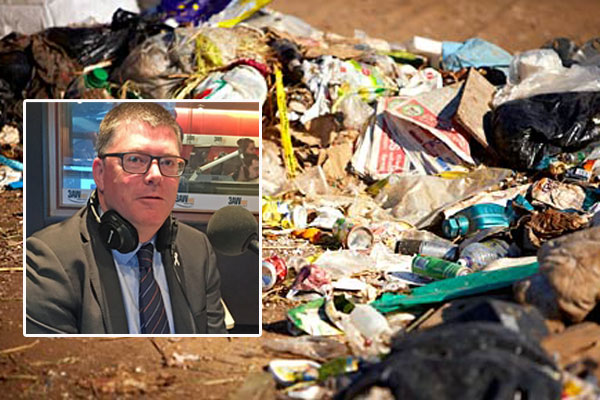 Article image for EPA's crackdown on illegal dumping 'scourge' using CCTV