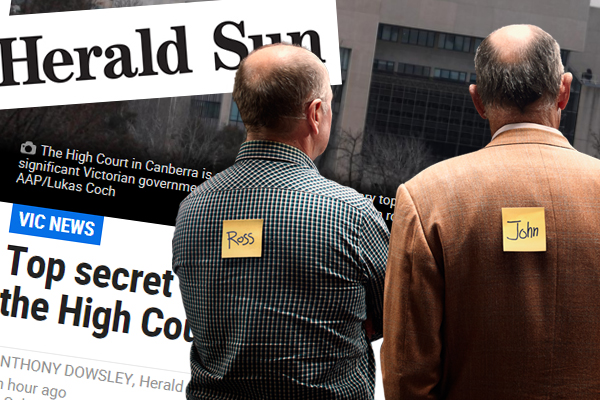 Article image for Journo tells Ross and John about the 'important' story that can't be told
