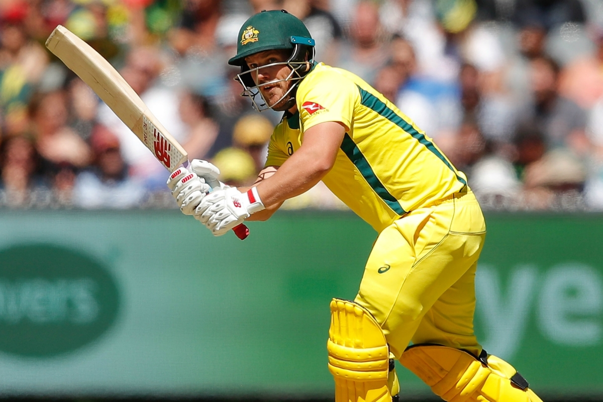 Article image for Hamstrung Finch to miss opening T20 v New Zealand