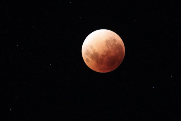 Article image for Your photos of the Super Blue Blood Moon