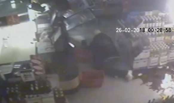 Article image for CCTV released of ram-raid in Melbourne's north
