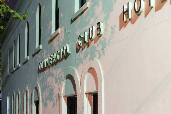 Article image for Pub of the week: The Commercial Club Hotel