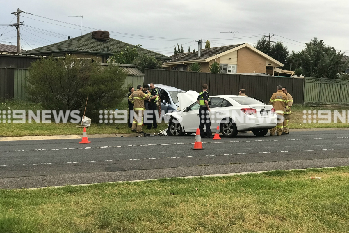 Article image for Confirmed: Williamstown sighting ends in Broadmeadows head-on smash
