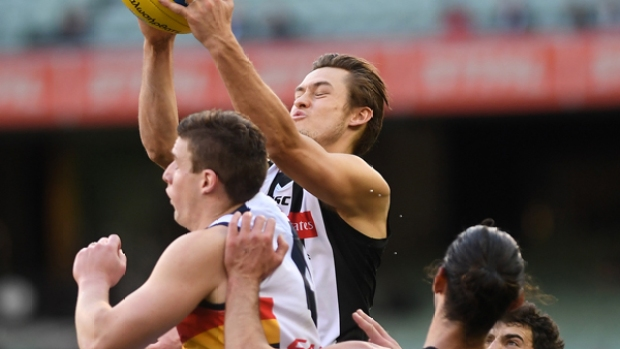 Article image for Magpie star Jeremy Howe extends contract