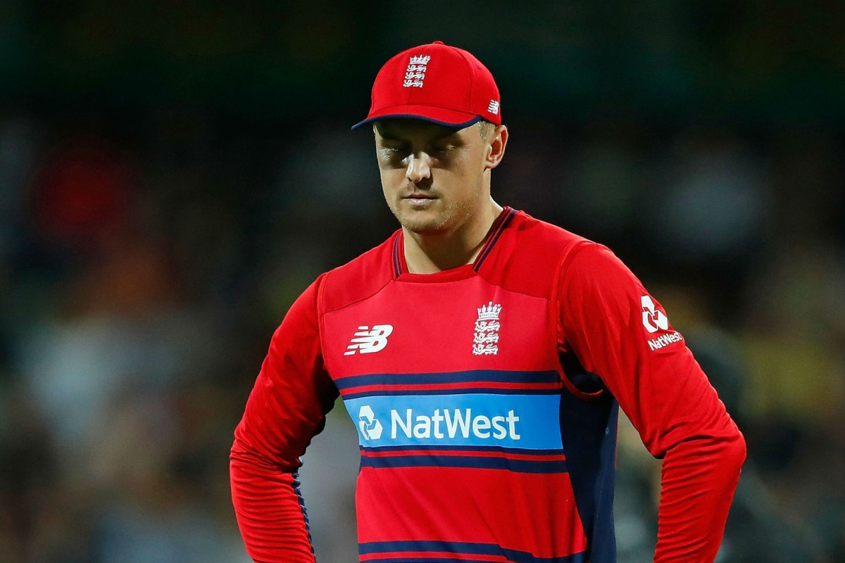 Article image for England captain has no complaints about overturned Maxwell decision