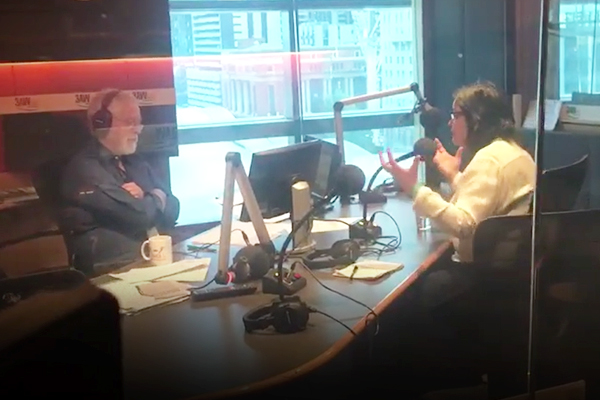 Article image for Debate: Neil Mitchell and his critic, Gay Alcorn, face-off over Robert Doyle and #metoo