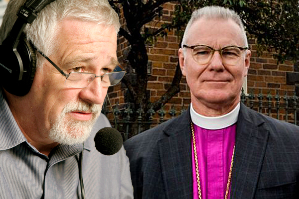Article image for Neil Mitchell fires back at Archbishop over his comments on the role of the media