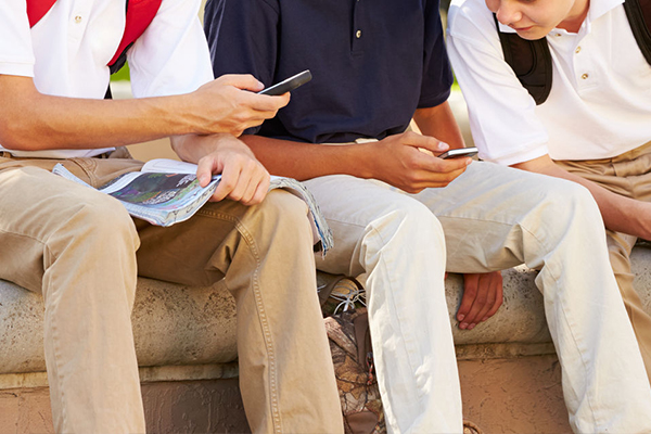 Article image for The surprising results of McKinnon Secondary College's mobile phone ban